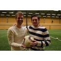 Konsten att lyckas med delat ledarskap - intervju med David Kjellin och Henrik Arneng, båda tränare i Mallbacken