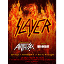 SLAYER + ANTHRAX,  OPENER: HELHORSE