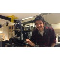 Anders Wall-stipendium till forskartalang som kombinerar kortspel och kvantfysik