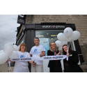 Childhood Eye Cancer Charity Ambassadors Unveil New Look Wetherby Vision Express
