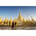 Myanmar, - en ny drømmedestinasjon for nordmenn