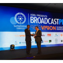Eutelsat recognised by Arab States Broadcasting Union's Broadcast Pro Middle East awards as Satellite Operator of the Year