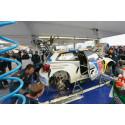 Sébastien Ogier och Volkswagen vann Rally Portugal