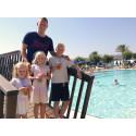 Solen skinner fortsat over de danske feriegæster på Rhodos