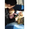 Møt Marianne - assistent i Krokenskogen Kanvas-barnehage og ansatt-representant i styret i Kanvas