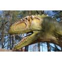 Ny Dinosaurieutställning öppnar på Parken Zoo 1 maj