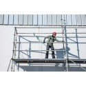 Miller H Harness - Scaffolding application