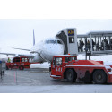 Oslo Airport notes slight decline