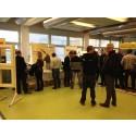 ISOVER på lågenergihusmässor med Skånsk Byggtjänst - Malmö 5 maj