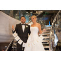 Romantik til havs – nu kan danske par gifte sig om bord på krydstogtsskib