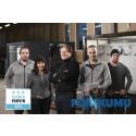 Suomen Vahvin yritys 2014 on Finnkumu Oy