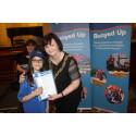 North Glasgow Primary School Pupils Buoyed Up