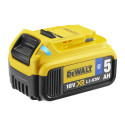 DEWALT ToolConnect DCB184B 5AH XR Battery 3/4