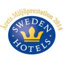 Sweden Hotels Gala 2014 - nomineringar Årets Miljöprestation 2014