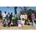 Sambialaiset vammaiset ihmiset ensimmäistä kertaa valokuvassa - Maailma kylässä -festivaali 25. - 26.5.2013 Helsingissä
