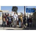 Nour el Refai och Clowner utan Gränser i Jordanien