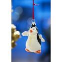 Pingvin-pynt på Nationalmuseet