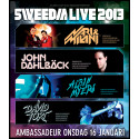 JoiaAgency presenterar SWEEDM Live - 16/1 2013