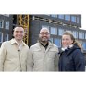 BIMobject® flyttar till Skanskas nybygge STUDIO i Malmö