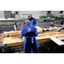 Fortsatt vekst i lakseeksporten