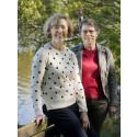 Margareta Rydstad och Lisbeth Olsson, projektledare Kultur på recept