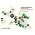 150 000 bostäder + t-bana + naturreservat
