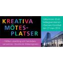 KREATIVA MÖTESPLATSER - Hållbar utveckling och framtidens samverkan i Stockholm-Mälarregionen