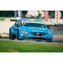 Volvo dominerade STCC-kval men Fredrik Larsson tänker utmana