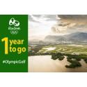 Ett år till OS-golf i Rio