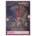 Programbok för ljudOljud 2014 - KMH-studenternas festival för nyskriven och klassisk musik