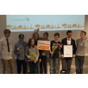 Pershagenskolan - vinnare Future City 2013/2014