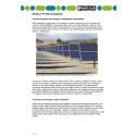 Safety in PV field installation