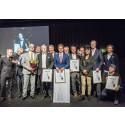 The Collector's Awards 2016 – de nominerade är …