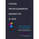 Svensk Privatekonomisk Barometer Q1 2015