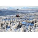 Redan briljant skidåkning i Hafjell och Kvitfjell