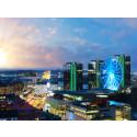 Miljövänlig Platinacertifiering till Gothia Towers