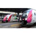 Bombardier levererar tåg till Paris och Chicago