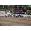 Justering av däckreglemente i RallyX Supercar
