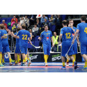 Sveriges trupp till Euro Floorball Tour