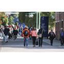 Nyheter på universitetets webb i sommar