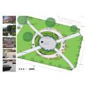 Nu byggs Hedbergska parken om och träd fälls redan på tisdag