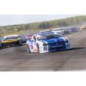Freddie Magnusson ute efter revansch i V8 Thunder Cars