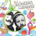 Bröderna Lindgren spelar båda festivaldagarna under Junibackens Barnkulturfestival!
