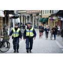 Långsiktig rekrytering ger hållbar poliskår