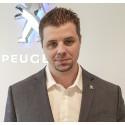 Signerte storavtale med Peugeot i Sverige