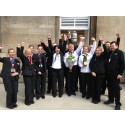 CHEERS AS M&S OPEN NEW STORE AT NEWCASTLE STATION