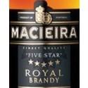 Maceira etikett