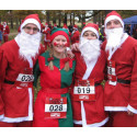 Father's stroke inspires Worcester son to tackle the Stroke Association Christmas run