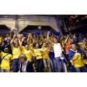 Mingla med Svenska basketlandslaget inför EM