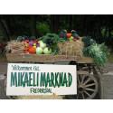 PRESSVISNING: Mikaeli marknad 2015 - skörd, skägg och allsång